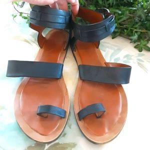 Denver Hayes Black Sandals